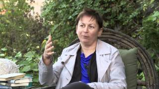 Irish Writers In America - Anne Enright on meeting reader