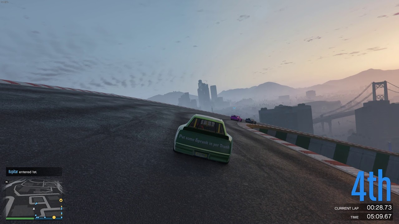 Unluckiest Loss In Hotring Racing Constant 1st Place Gta V Online San Andreas Super Autos Update