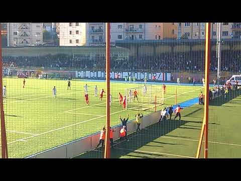 Potenza Audace Cerignola 3 - 0 Goal del 3 - 0 62′ Franca