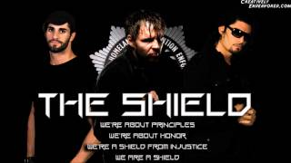 "WWE The Shield 1st Theme - ""Just Another War"" *ACTUAL THEME*"