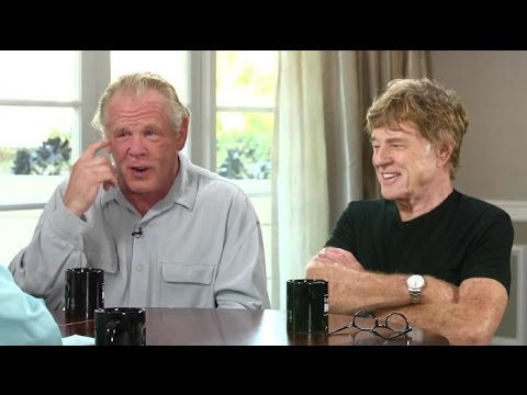 Robert Redford and Nick Nolte On Their Iconic Careers, The 2016 Election and Their New Film