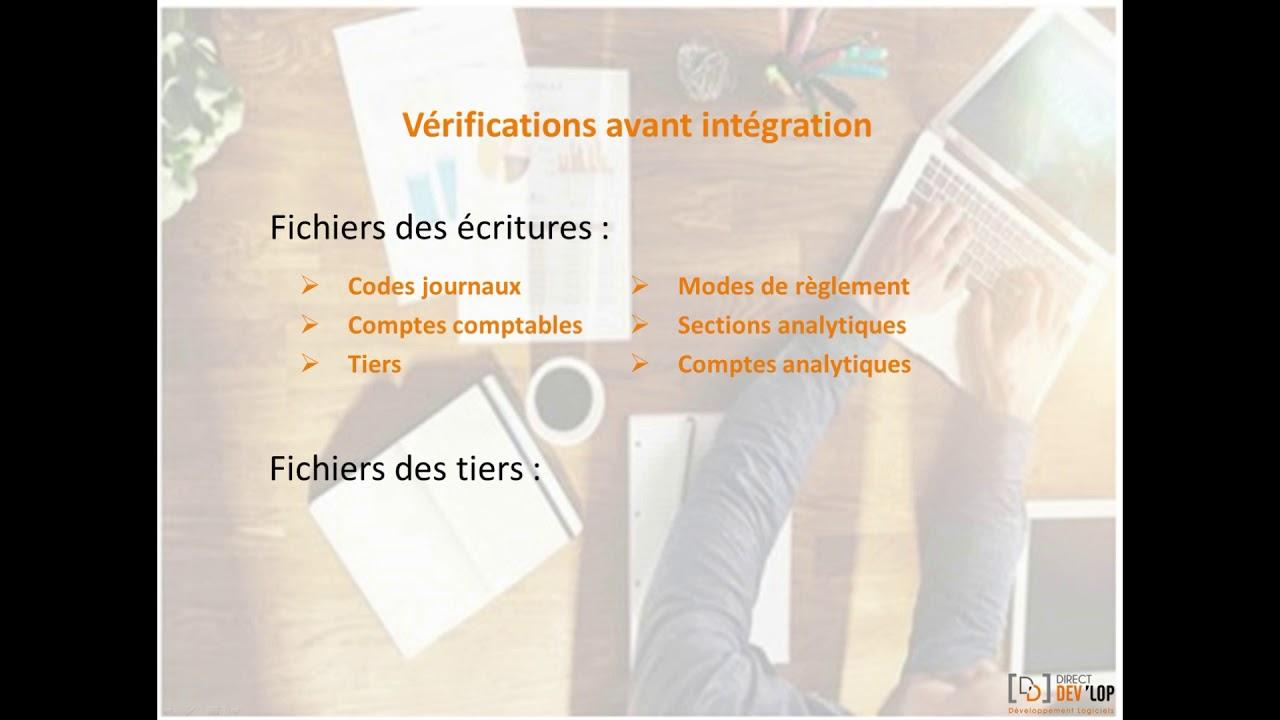 Direct Compta OM - Intégration Comptable SAGE