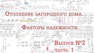 автономное отопление реферат Свой дом Факторы надежности отопления 1 3