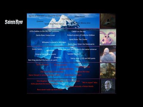 Saints Row Iceberg Explained (read description) |