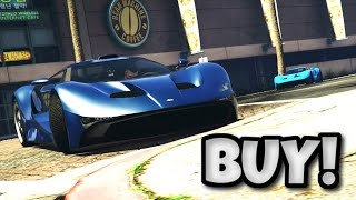 GTA 5 - Vapid FMJ: BUY THIS CAR NOW!