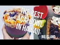THE BEST ACAI BOWL IN HAWAII, MOON & ROCK FARM | The Acai Channel EP02