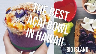 THE BEST ACAI BOWL IN HAWAII, MOON & ROCK FARM   The Acai Channel EP02