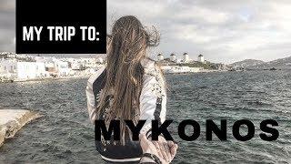 Hello, Mykonos. | Anastasia Tsilimpiou