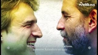 Alberto San Juan: 'Willy ha sido uno de mis maestros'