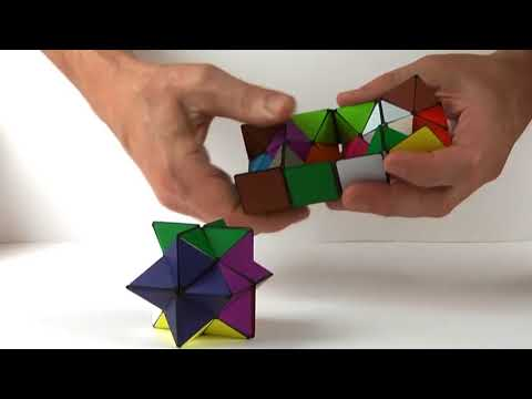 The Star Cube Puzzle Game