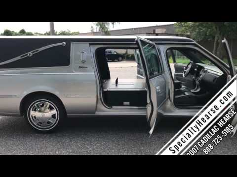 2007 CADILLAC FUNERAL HEARSE