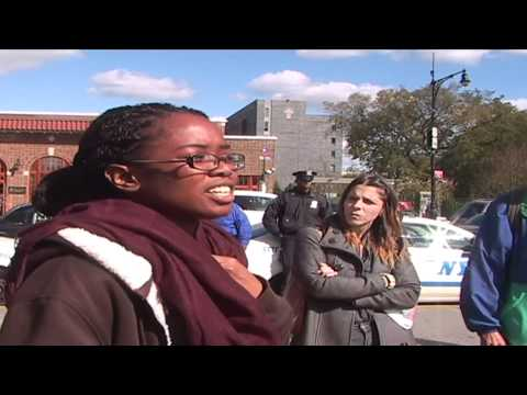 Jose Rivera was at Occupy the Bronx. And You ?  Video by Jose Rivera 10:22:11