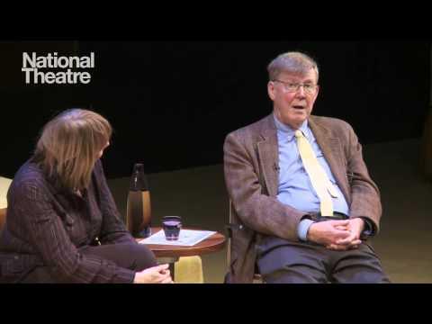 Alan Bennett and Frances de la Tour in conversation - National Theatre at 50