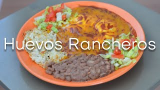 How to Make AWARD-WINNING Huevos Rancheros -- Authentic New Mexican Recipe