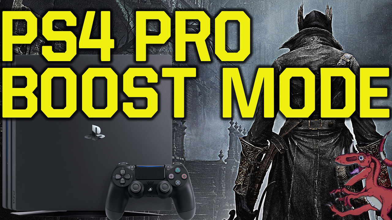 ps4 pro boost mode does it matter new ps4 4 5 update. Black Bedroom Furniture Sets. Home Design Ideas