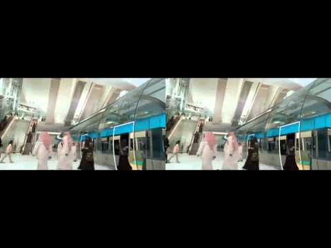 RIYADH METRO 3D HD - Sj Videos