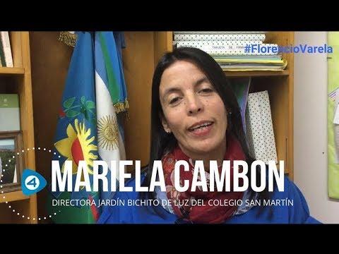 El Colegio San Martín de Florencio Varela celebró la Jornada Jardines de Infantes