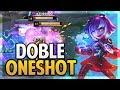 ¡ANNIE BUFF! | DOBLE ONE SHOT AL ENEMIGO! | League of Legends
