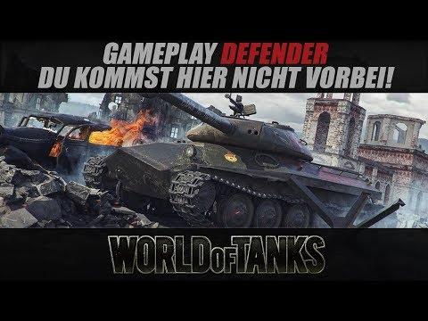 Defender - Das Ungeheuer? | World of Tanks | [GER] thumbnail