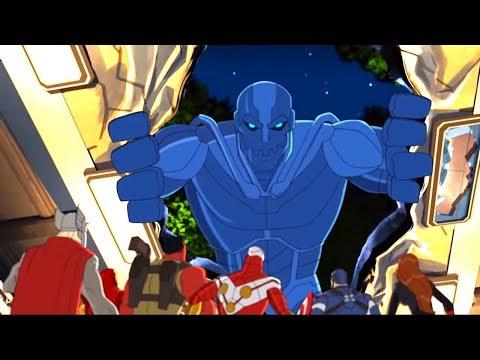 Марвел | Мстители: Революция Альтрона | Серия 21 Сезон 3 - Создание супероружия