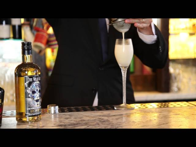 Cocktail guide: Rum Alexander - The Wild Geese® Golden Rum