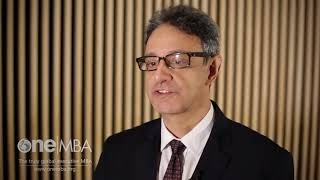 OneMBA Program -  Academic Director Jorge Carneiro
