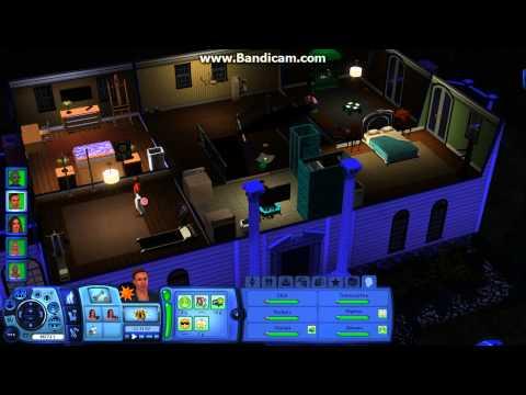 S jak Simsy, odc  10 - Julia zachodzi w ciąże