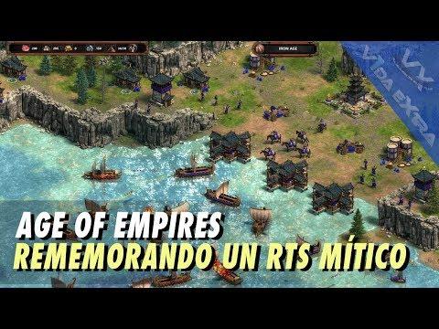Age of empires definitive edition ya está listo
