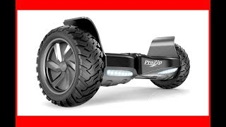 "ProZip Hummer ""Off Road"" Hoverboard Review"