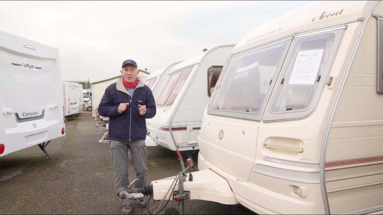 practical caravan reviews a 1997 avondale avocet Cutlass Wiring Diagram