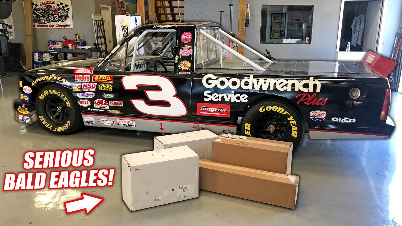 This Might Get Out of Control... the Dale Truck's New NITROUS Setup Has Arrived!
