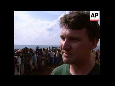 TANZANIA: BENACO REFUGEE CAMP: RWANDAN REFUGEES MAY RETURN HOME