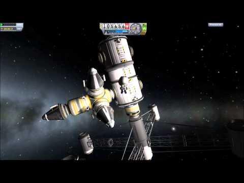 Kerbal Space Program  - 100% Reusable Space Program - Episode 3 |