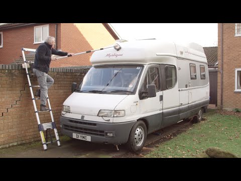 Practical Motorhome – how to clean your 'van