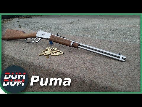 Rossi Puma (Winchester Model 1892) Opis Puške