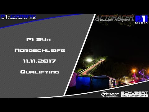[rFactor 2] P1 24h Nordschleife - Quali