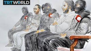 2015 Paris Attacks: Trial of Salah Abdeslam begins in Brussels