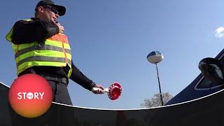 Kriminalität im Grenzbereich - Zoll und Bundespolizei im Einsatz