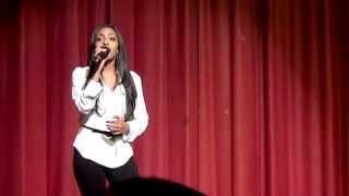 Baixar Jasmine B Herricks Idol 2015 Frank Sinatra Alicia Keys