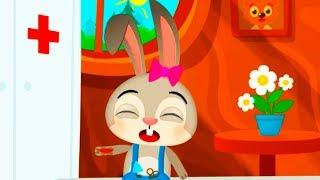 Видео для детей. Детский летсплей #2 лечу животных как Доктор  Мультик игра для детей КОРОЛЕВКИЕ