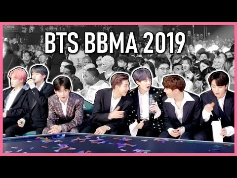 BTS 방탄소년단 BBMA 2019 FANCAM + NON-KPOP FAN EXPERIENCE (Billboard Music Awards)