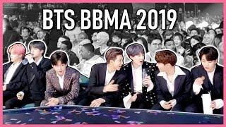 BTS 방탄소년단 BBMA 2019 FANCAM + NON-KPOP FAN EXPERIENCE (Billboard Music Awards)