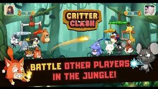 Critter clash gameplay by Lumi Studios