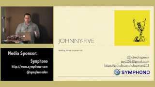 Johnny-Five by John Chapman