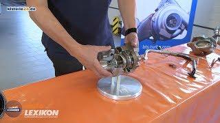 Turbolader Aufbau Funktion und Schäden LEXIKON