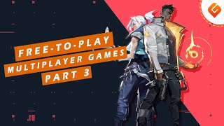 Top 10 Free-To-Play Multiplayer Games for PC | Part 3