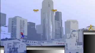 Бесплатные игры онлайн  Человек Паук игра для детей
