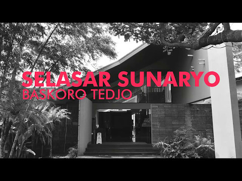 selasar sunaryo baskoro tedjo (inspiring architect) Mp3
