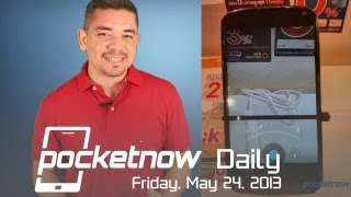 Android 4.3 leaked, HTC One Phablet, Google involved in WP8 YouTube app & more - Pocketnow Daily