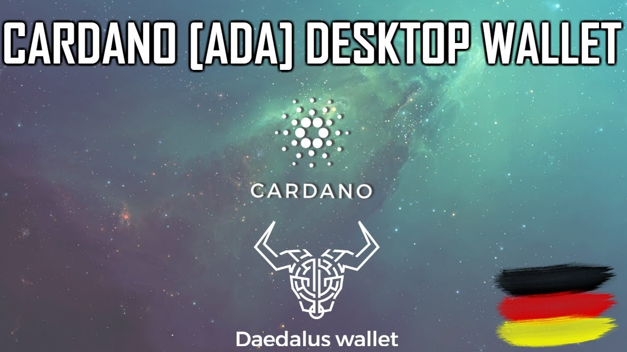 Desktop Wallet Deutsch